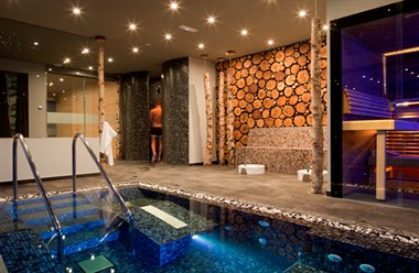 Spa abba Xalet Suites Hotel