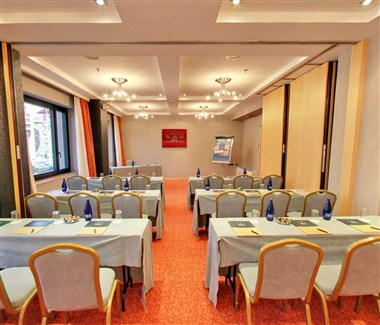 Meeting Rooms abba Madrid Hotel