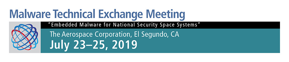 2019 Malware Technical Exchange Meeting