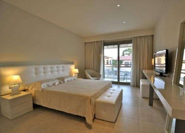 Deluxe Rooms Samos