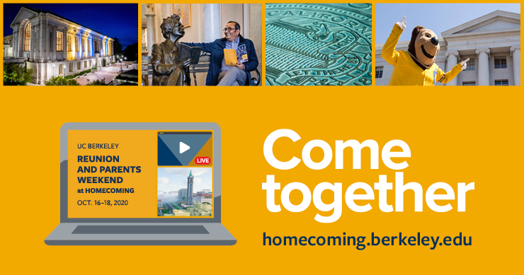Reunion and Parents Weekend at Homecoming 2020