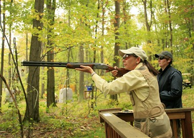 Sporting Clays Shooter