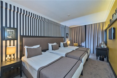 Avantgarde Taksim Triple Category Room