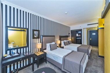 Avantgarde Taksim Deluxe Category Room
