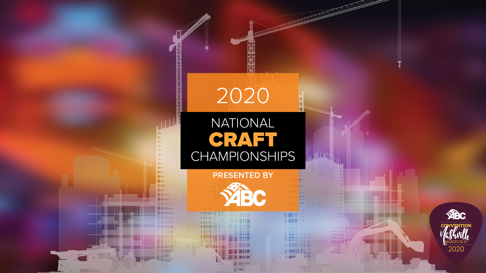 2020 National Craft Championships