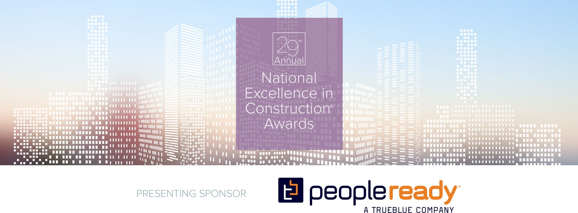 29th Annual Excellence in Construction® Awards Gala