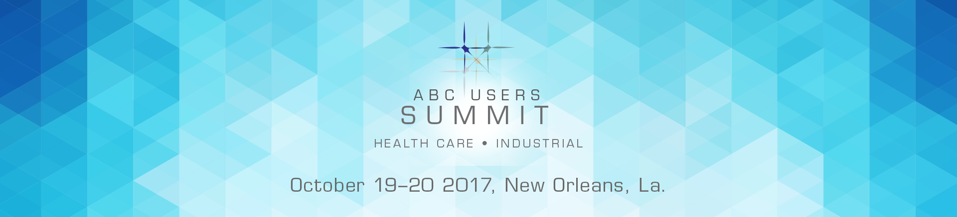 2017 ABC Users Summit