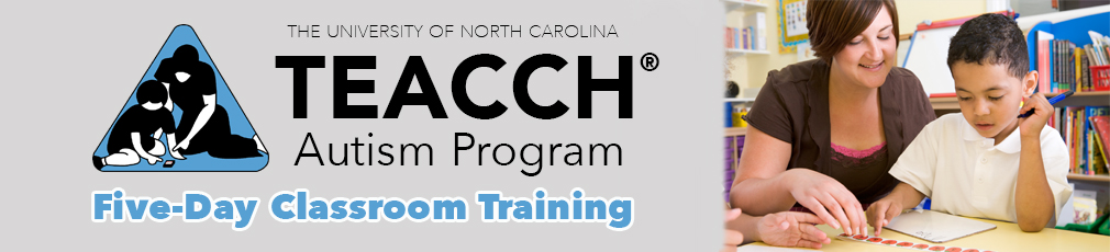 Five-Day Classroom Training - Elementary through High School, Ages 6-21 (Raleigh, NC)