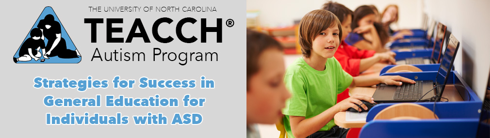 Strategies for Success in General Education for Individuals with ASD (Greenville)