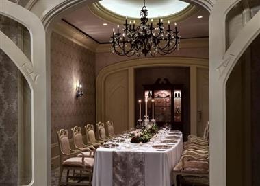 Petite Fantino Private Dining Room