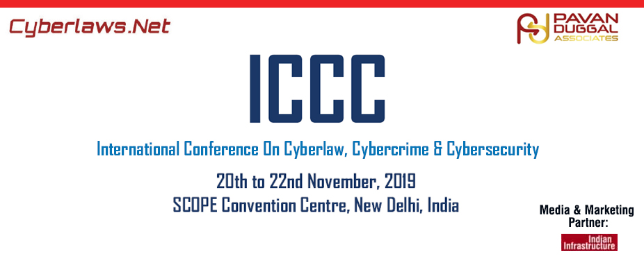 Sixth Edition of the International Conference on Cyberlaw, Cybercrime & Cybersecurity