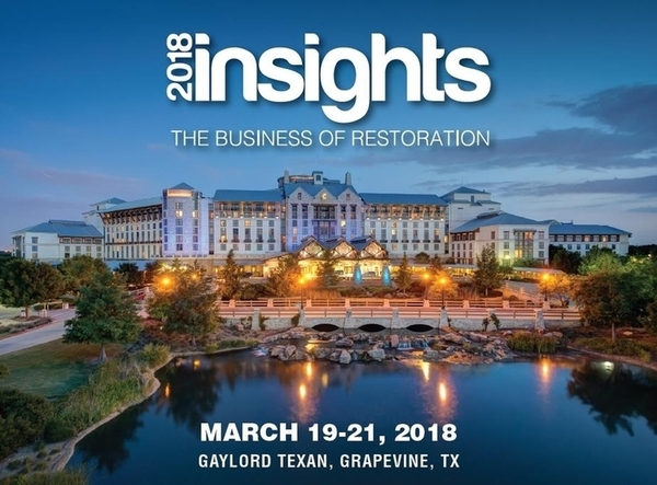 Insights 2018: The Property Restoration Conference & Trade Show