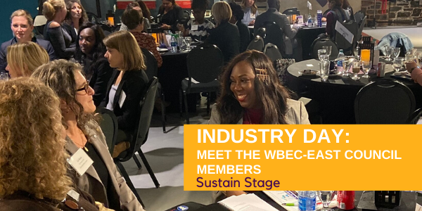 Industry Day - Meet the WBEC-East Council Members