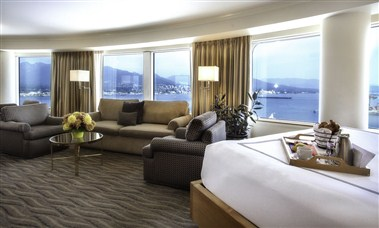 Panoramic Harbourview Room