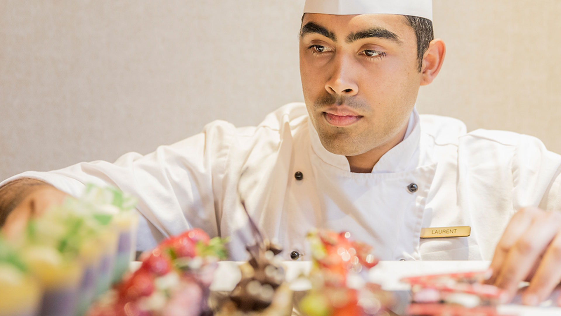 Pan Pacific Perth Pastry Chef