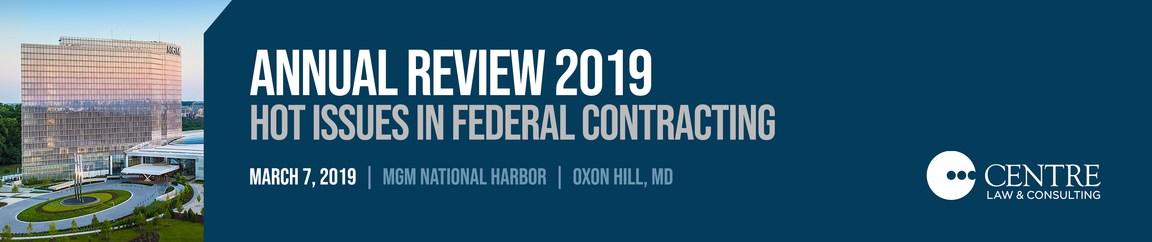 Annual Review 2019: Hot Issues in Federal Contracting