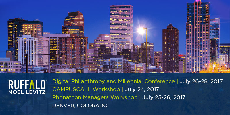 Digital Philanthropy and Millennial Engagement Conference