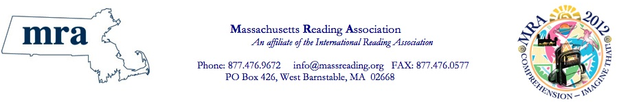 Massachusetts 43rd Annual Conference: Comprehension - Imagine That!