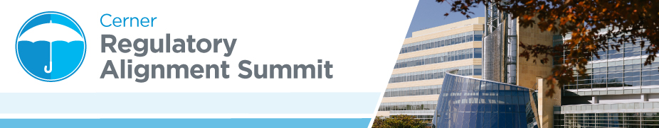 Regulatory Alignment Summit 2018 - April 10