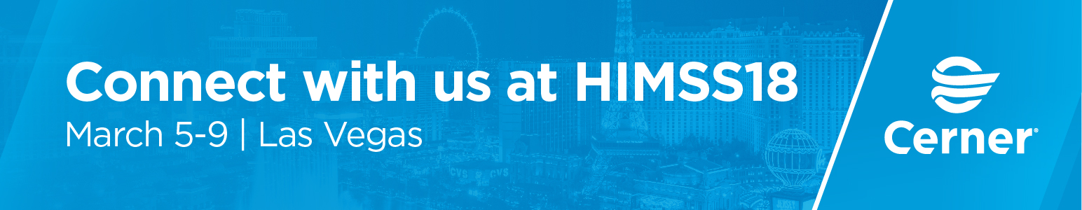 Cerner at HIMSS18