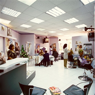 Salon and Health Club
