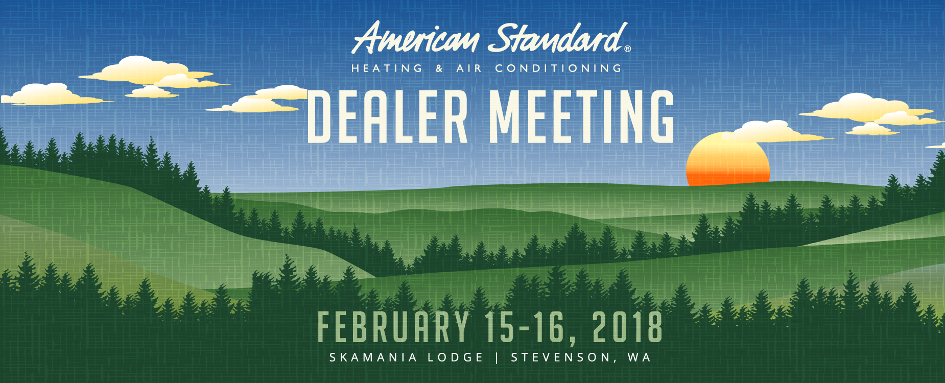 2018 American Standard DEALER MEETING