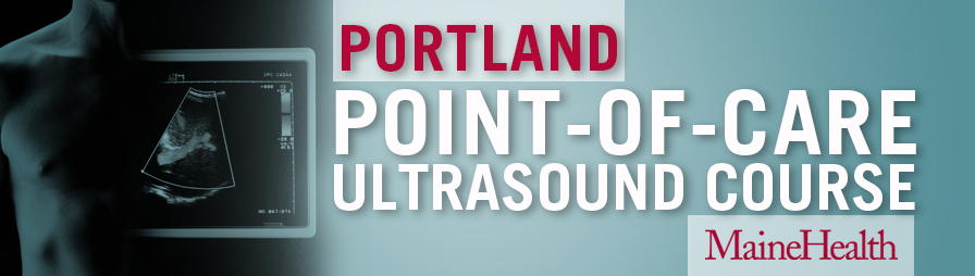 Portland Point-of-Care Ultrasound Course