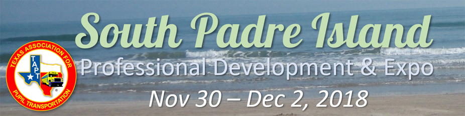2018 South Padre Island Professional Development & Expo