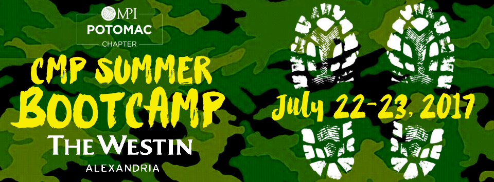 MPI Potomac CMP Summer Boot Camp