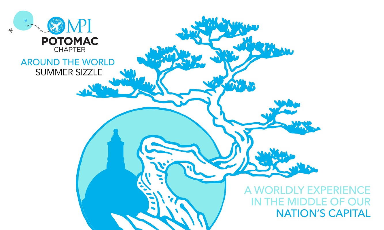 MPI Potomac Summer Sizzle & Committee Fair: Around The World
