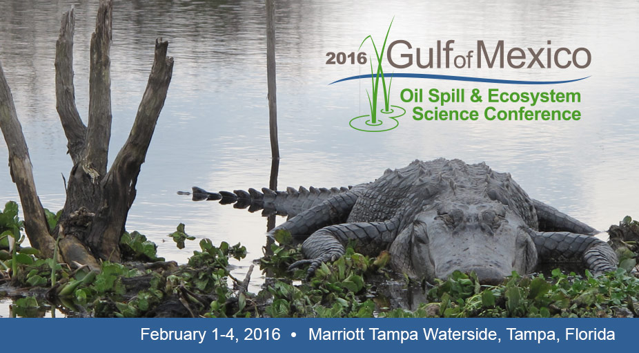 2016 Oil Spill and Ecosystem Science Conference
