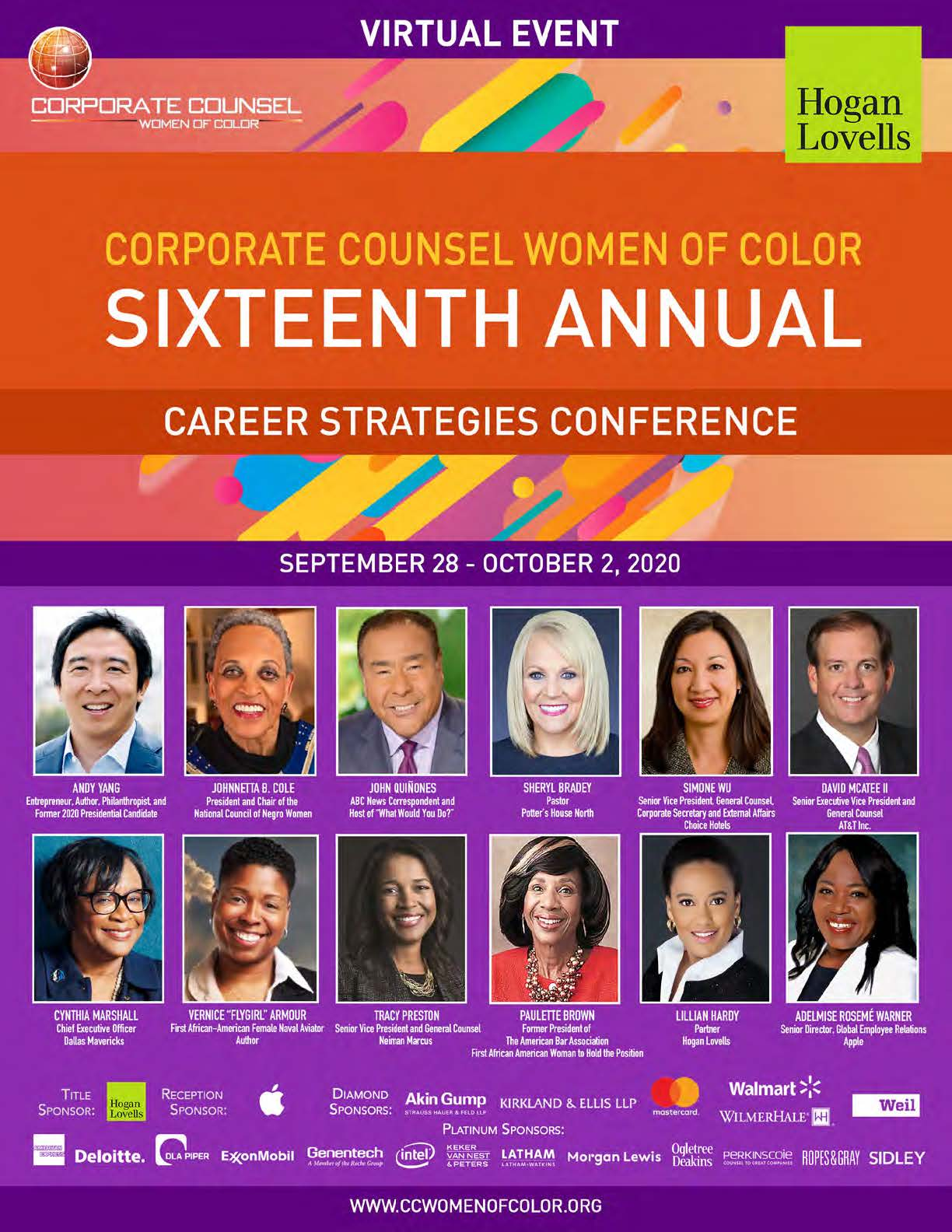 16th Annual CCWC Career Strategies Conference