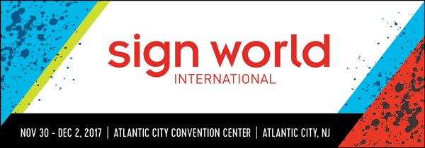 Sign World International 2017