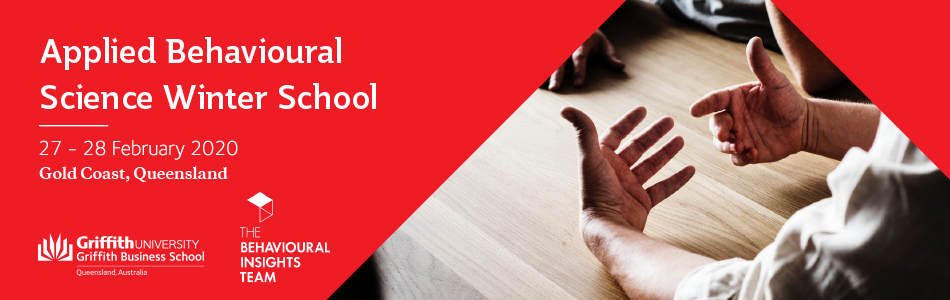 Applied Behavioural Science Winterschool