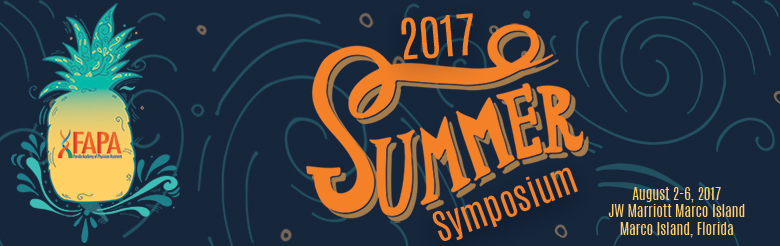 FAPA 2017 Summer Symposium