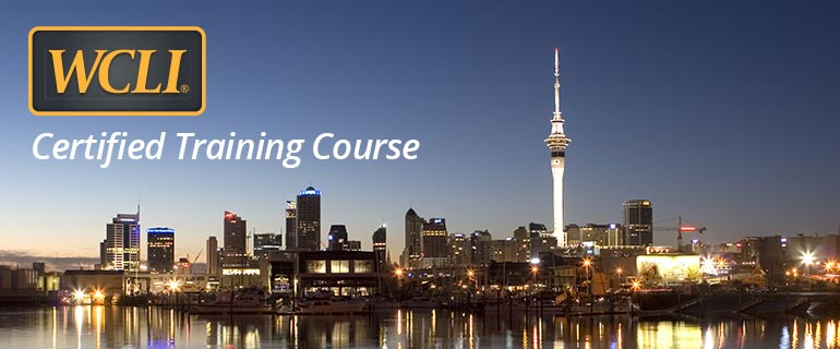 Certified Training Course - Auckland, NZ