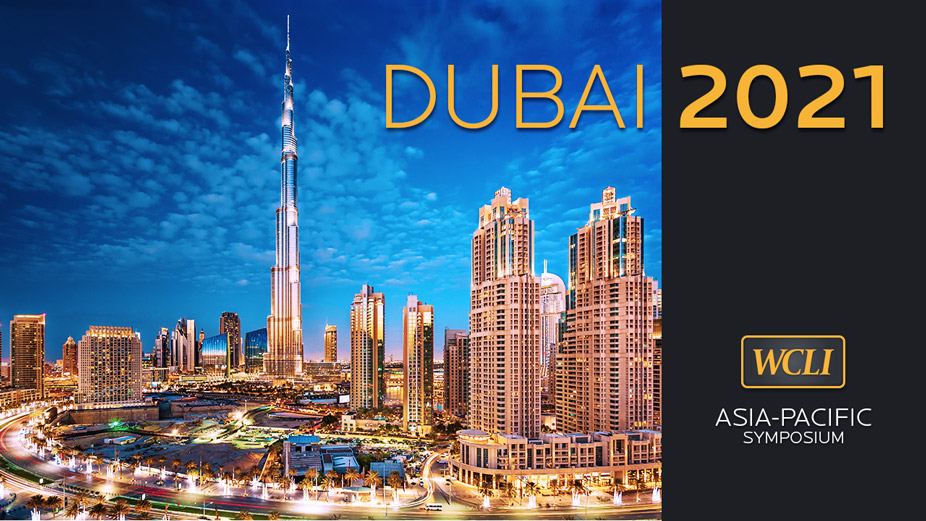 2021 Asia-Pacific Symposium: Dubai, UAE