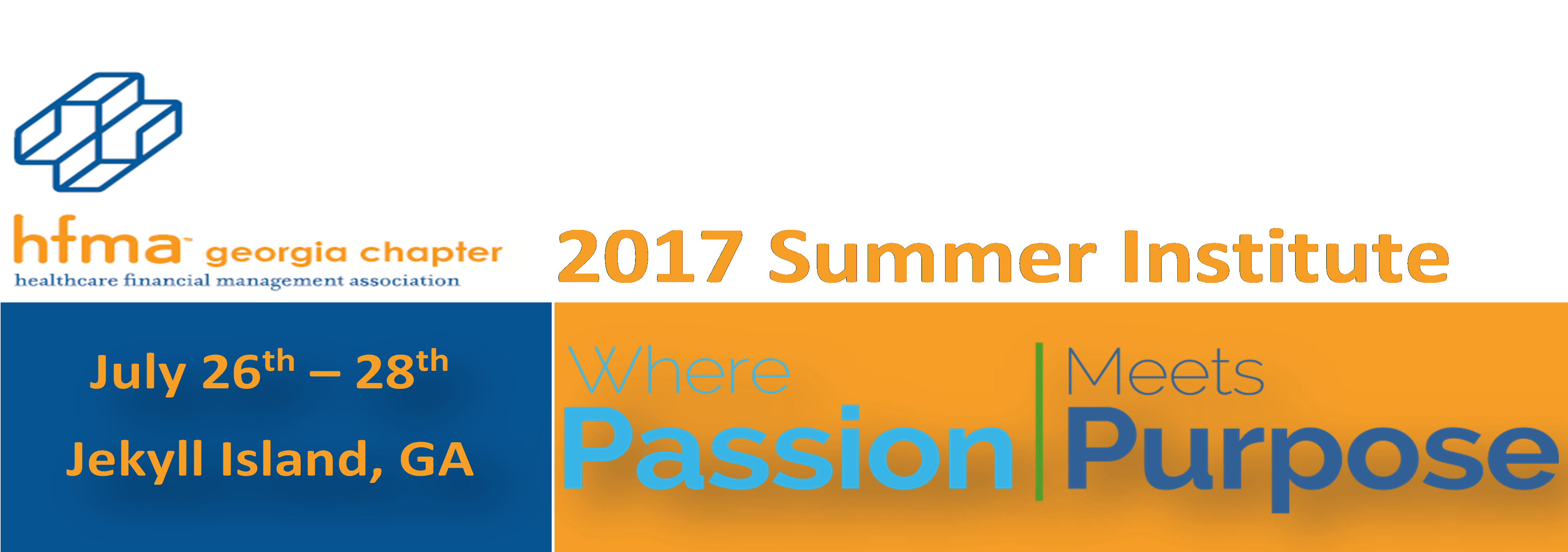 2017 Georgia HFMA Summer Institute