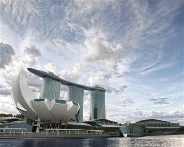 Marina Bay Sands Exterior 2