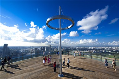 Sands Skypark -Observation Deck