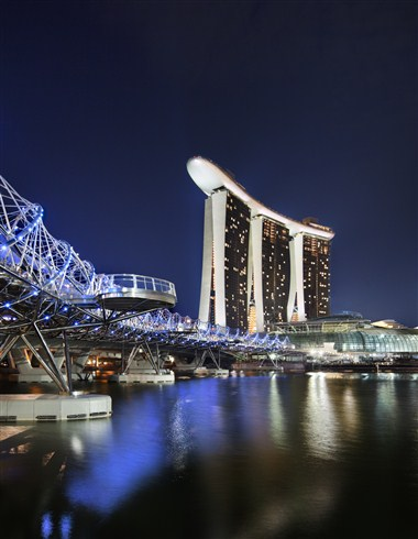Marina Bay Sands Exterior 4