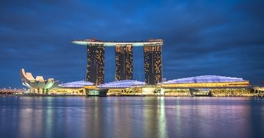 Marina Bay Sands Exterior 1