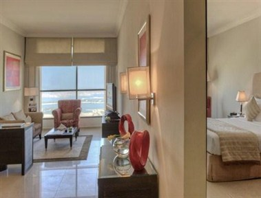 1 Bed Apartment - Sea View