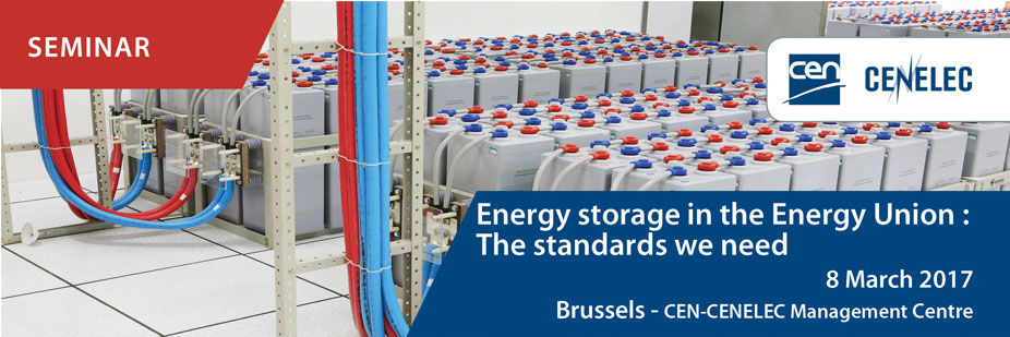 Energy storage in the Energy Union: The standards we need