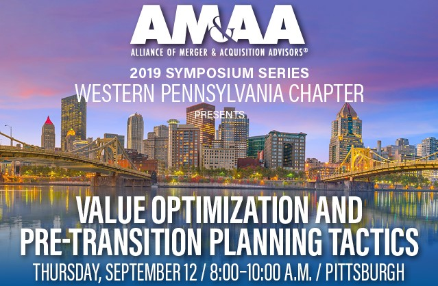 9.12.19 Western PA/Pittsburgh Chapter Event
