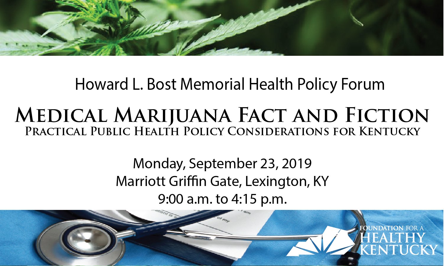Medical Marijuana Fact and Fiction: Practical Public Health Policy Considerations for Kentucky