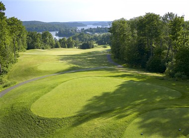 Deerhurst Highlands, Hole #1