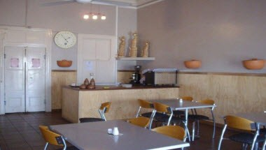 Cafe Dining Area