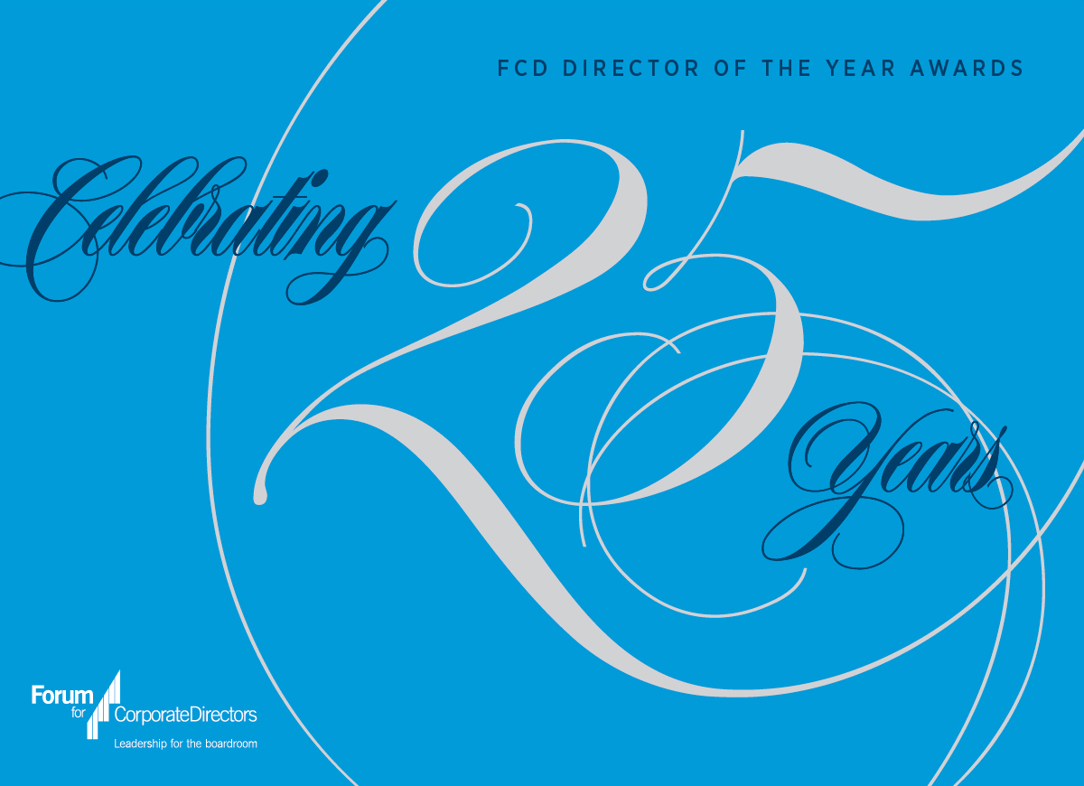 25th Annual Director of the Year Awards - March 18, 2020