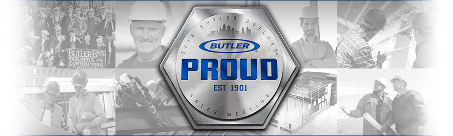 2018 Butler Builder® Sales Meeting